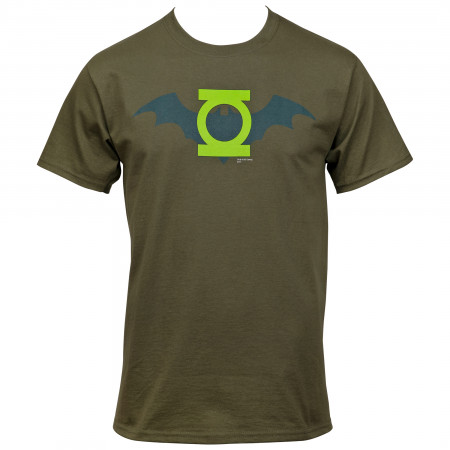 Dark Night Metal Batman Dawnbreaker Symbol T-Shirt