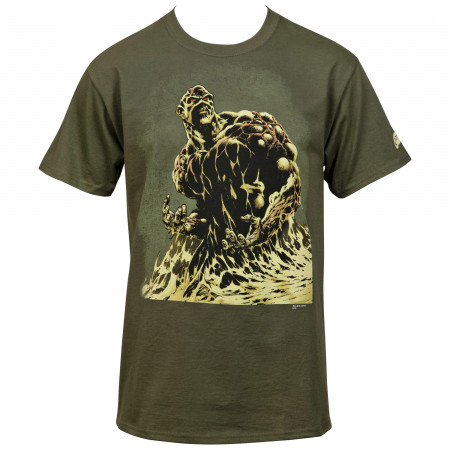 DC Comics Swamp Thing Classic Character T-Shirt