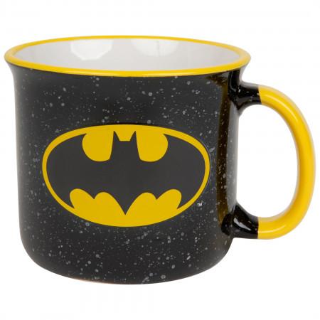 Batman Symbol Symbol Ceramic Camper Mug