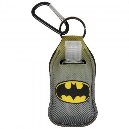 Batman Symbol Quick Clip Hand Sanitizer