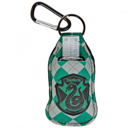 Harry Potter Slytherin House Crest Quick Clip Hand Sanitizer