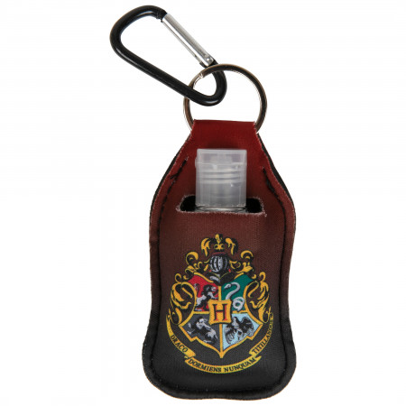 Harry Potter Crest Symbol Quick Clip Hand Sanitizer
