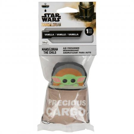 Star Wars The Mandalorian The Child Grogu Sachet Air Freshener