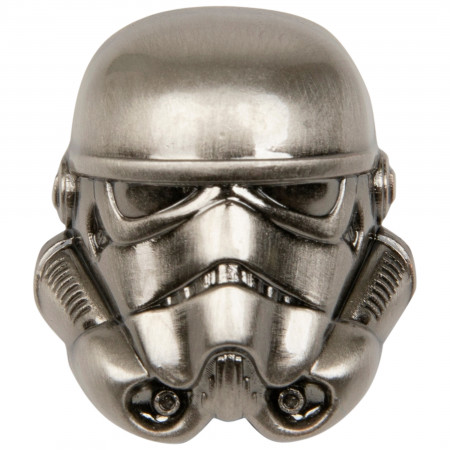 Star Wars Stormtrooper Pewter Lapel Pin