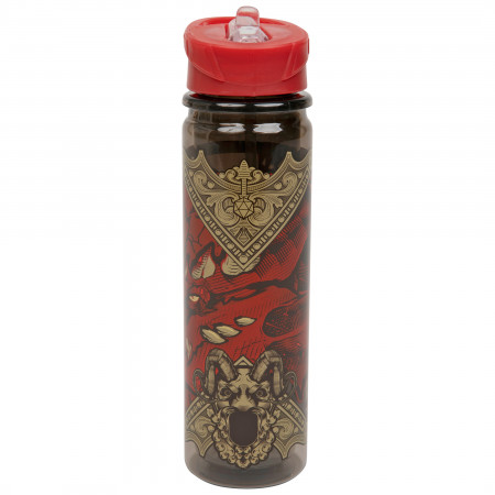 Dungeons and Dragons Dragon Wrap 20 Oz Water Bottle