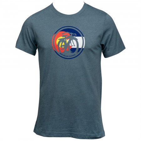 New Belgium Fat Tire Flag T-Shirt