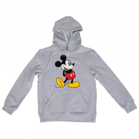 Mickey Mouse Disney Pullover Hoodie