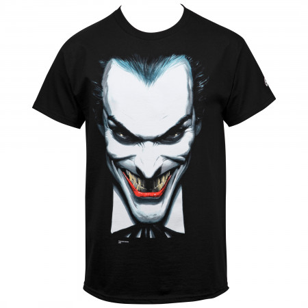 The Joker Close Up T-Shirt