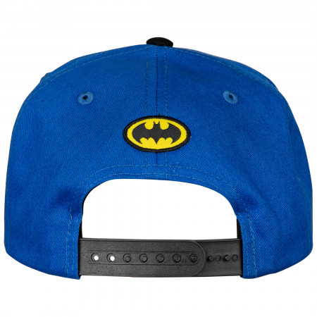 Batman Screen Flat Brim Hat