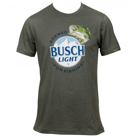 Busch Light Made for Fishing Green Colorway T-Shirt