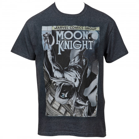 Marvel Moon Knight Comic Image T-shirt