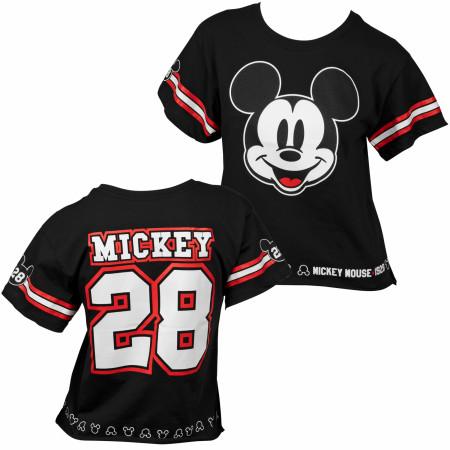 Mickey Mouse Hockey Tee Women's T-Shirt