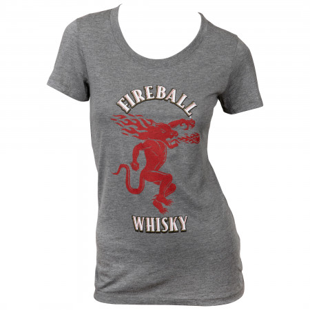 Fireball Whisky Women's Super Soft T-Shirt