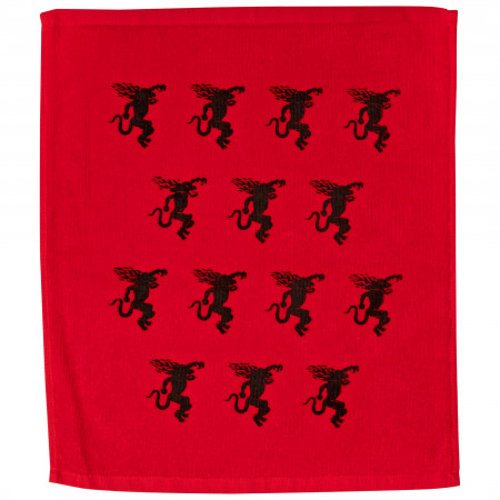 Fireball Whisky Bar Towel