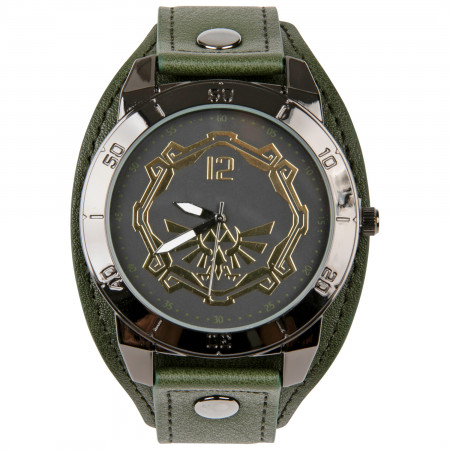 The Legend of Zelda Watch with Adjustable Band
