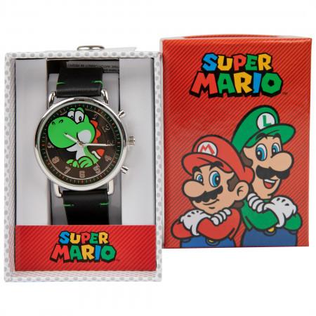 Yoshi Super Mario Nintendo Character Watch