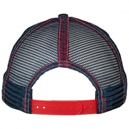 Budweiser Curved Brim Snapback Hat