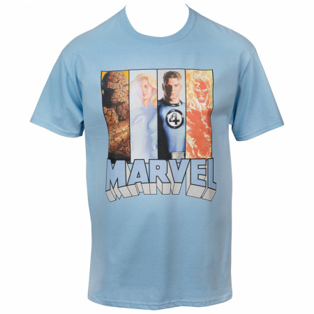 Marvel's First Family The Fantastic Four T-Shirt