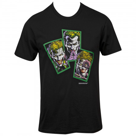 DC Comics Three Jokers Men's T-Shirt