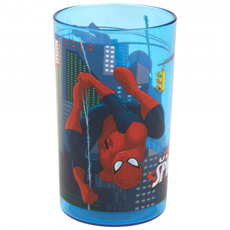 Spider-Man Character Swinging 9oz Tumbler