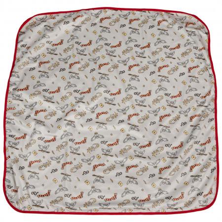 Harry Potter Infant Plush Blanket