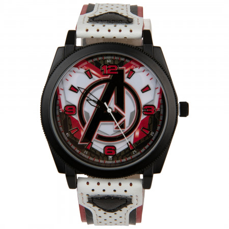 The Avengers Quantum Zone Suit Symbol Watch
