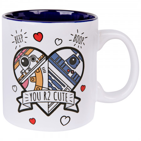 Star Wars You R2 Cute 20oz Ceramic Mug