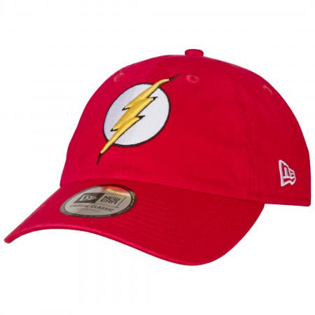 Flash Classic Symbol New Era Casual Classic Adjustable Dad Hat