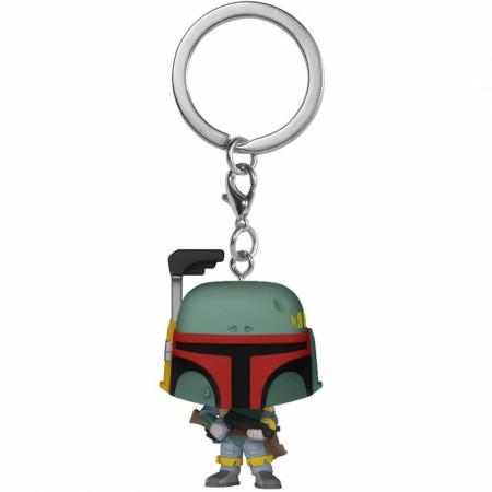 Star Wars Classics Boba Fett Funko Pop! Keychain