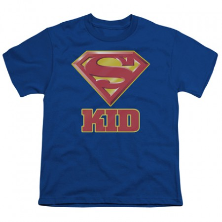 Superman Superkid Youth Tshirt