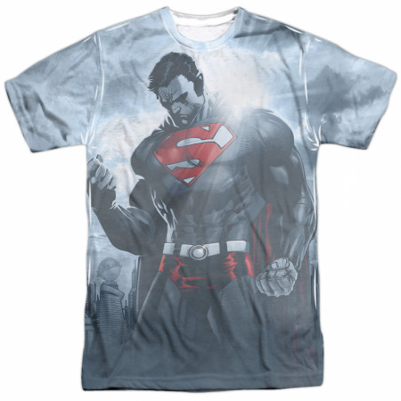 Superman Power of the Sun Sublimated T-Shirt