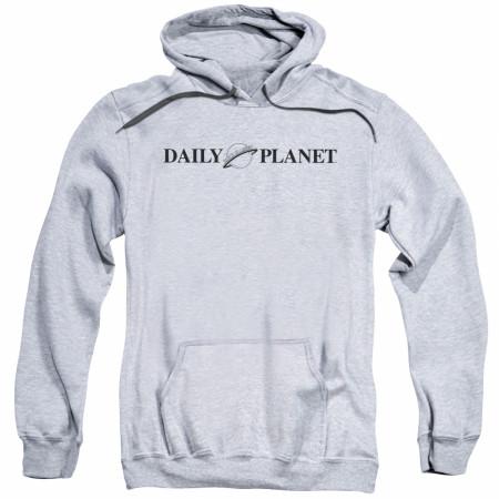 DC Comics Superman Daily Planet Logo Hoodie