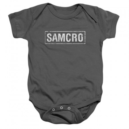 Sons Of Anarchy SAMCRO Baby Onesie