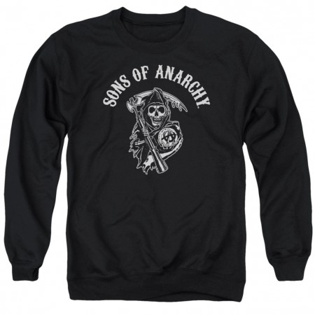 Sons Of Anarchy Reaper Crewneck Sweatshirt