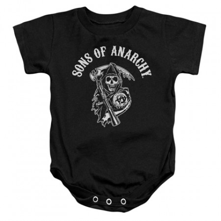 Sons Of Anarchy Reaper Onesie