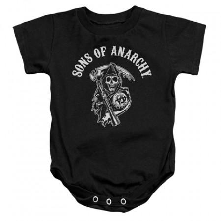 Sons Of Anarchy Reaper Onesie