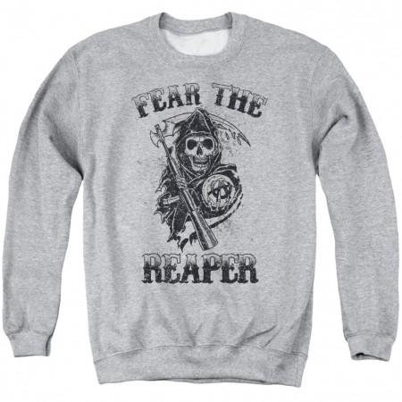 Sons Of Anarchy Fear The Reaper Crewneck Sweatshirt