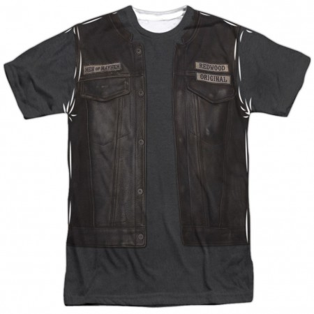 Sons Of Anarchy Juice Costume Tshirt