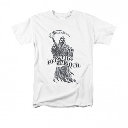 Sons Of Anarchy Redwood Original White T-Shirt
