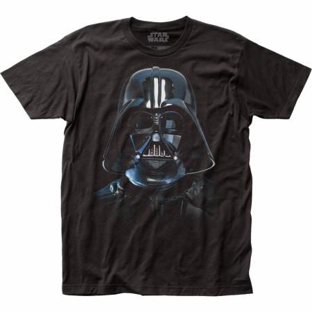 Star Wars Darth Vader Helmet T-Shirt