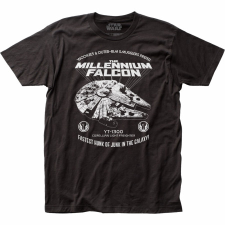 Star Wars YT-1300 Corellian Light Freighter T-Shirt
