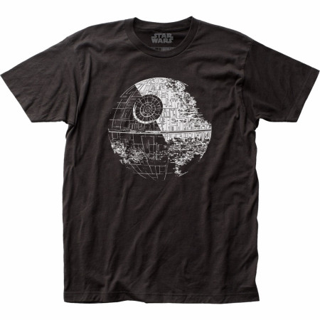 Star Wars Return of the Jedi Death Star T-Shirt