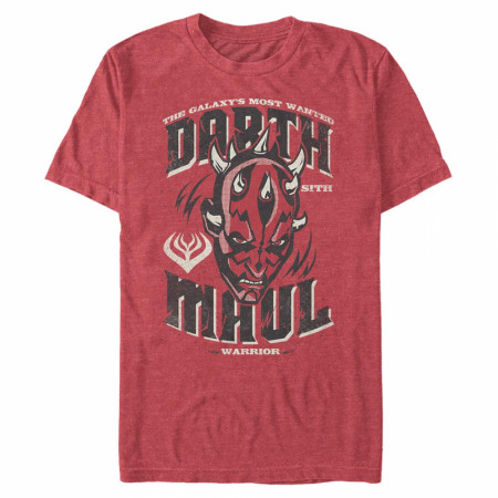 Star Wars Clone Wars Darth Maul Sith Warrior T-Shirt
