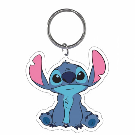Disney Lilo and Stitch Keychain