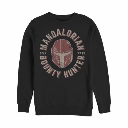 The Mandalorian Bounty Hunter Logo Sweatshirt