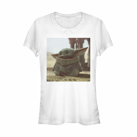 The Mandalorian The Child Photo Women's T-Shirt