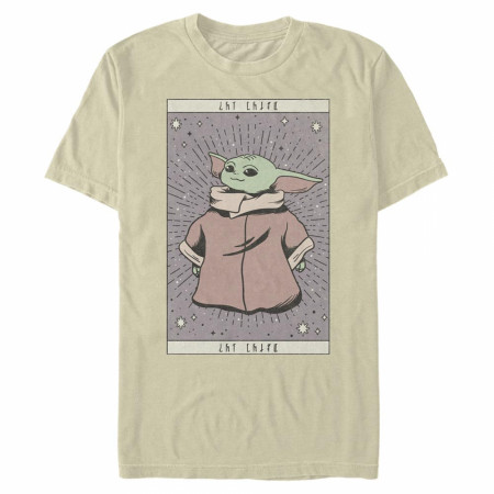 "The Mandalorian ""The Child"" Tarot Card T-Shirt"