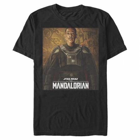 The Mandalorian Moff Gideon T-Shirt