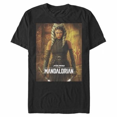 The Mandalorian Ahsoka Tano Poster T-Shirt
