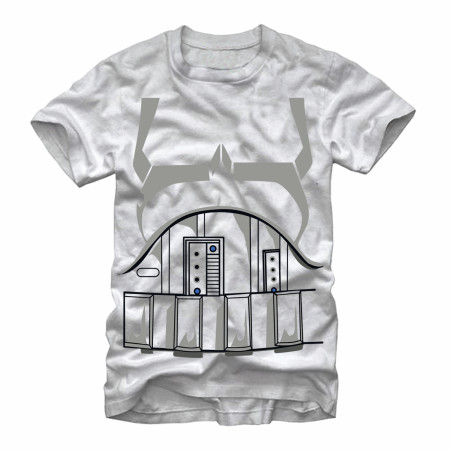 Star Wars Storm Trooper Costume T-Shirt